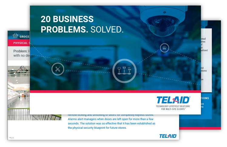 20 business problems. Solved.